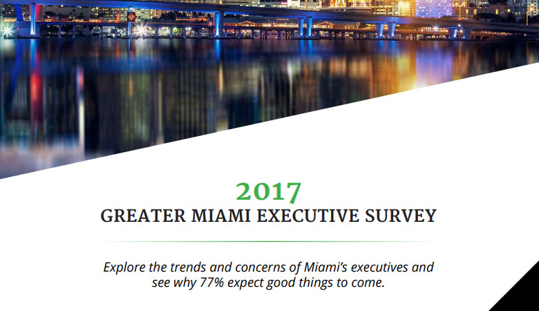 Greater Miami Executive Survey
