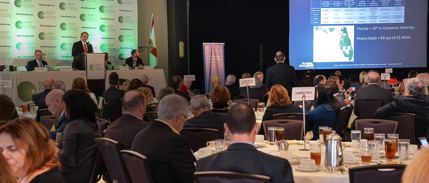 Florida Chamber CEO Kicks Off Trustee Luncheon