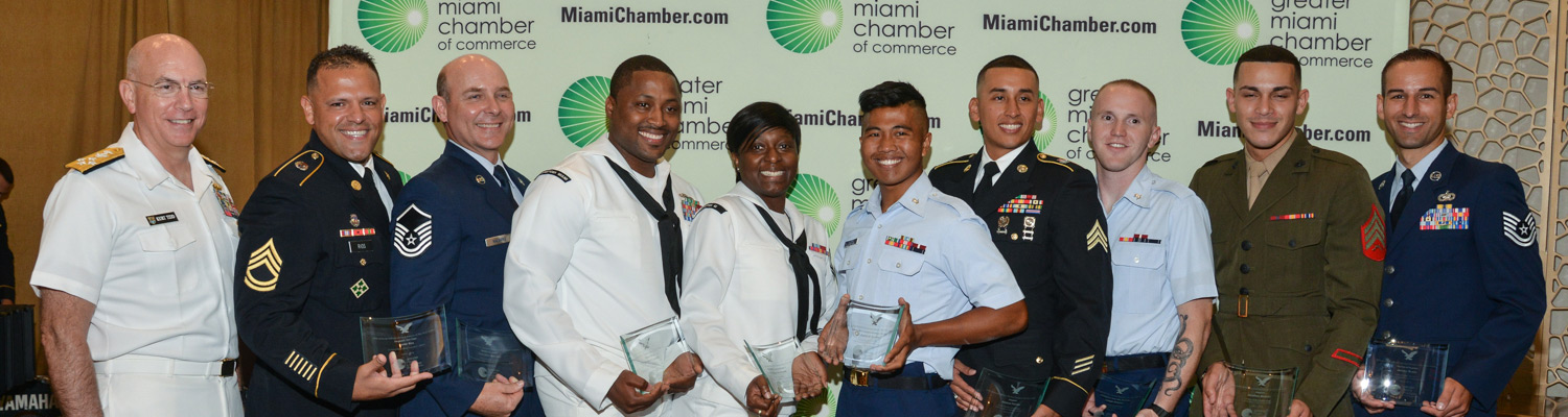 Military Service Person of the Year Awards