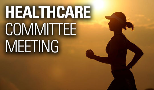 Healthcare Committee Meeting