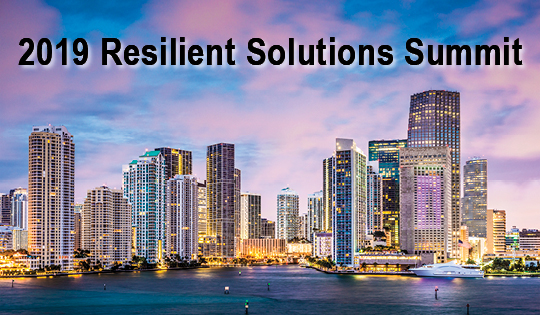 2019 resilient solutions summit