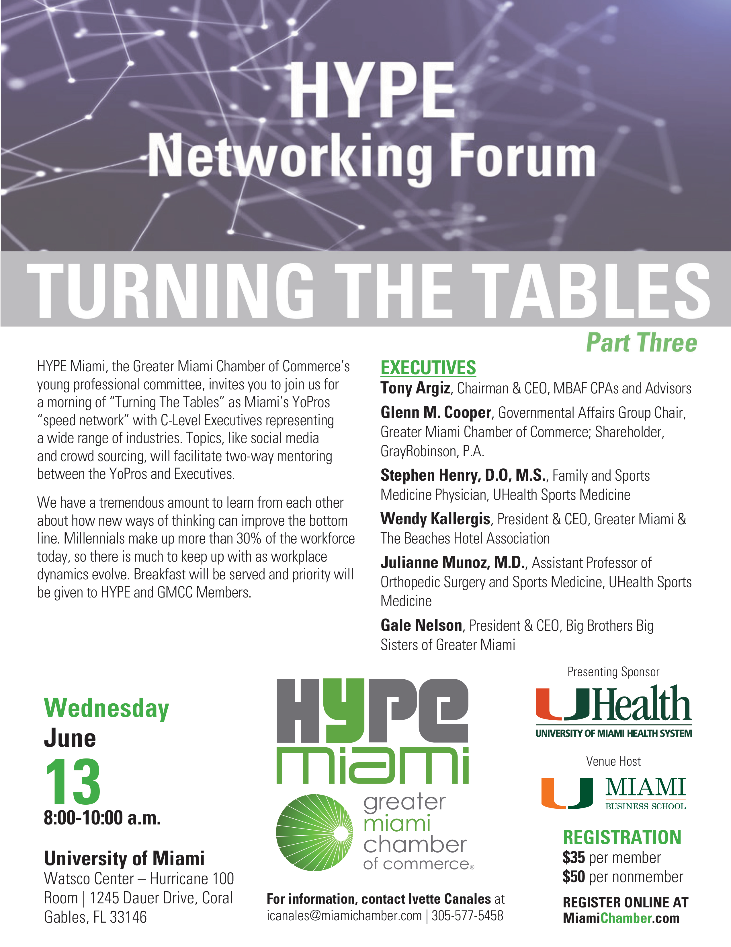 HYPE Miami: Turning The Tables Part 3