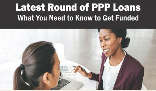 latest round of ppp loans