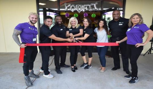 Youfit Ribbon Cutting