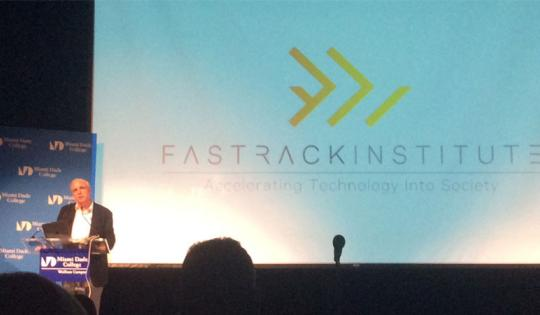 FastTrack Institute presents finalist proposals for mobility solutions in Dade County.