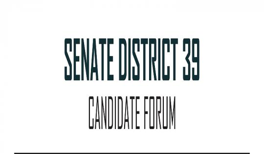 senate district